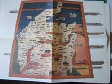 Deutschland in Historischen Karten 1482 Claudius Ptolemäus Germanien