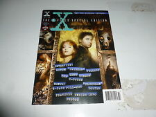 THE X-FILES MAGAZIINE - SPECIAL EDITION - Issue 2 - Date Summer 1996 - A4 Manga