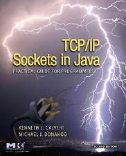 TCPIP Sockets in Java, Second Edition: Practical Guide for Programmers-ExLibrary
