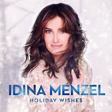 Holiday Wishes * by Idina Menzel (CD, Oct-2014, Warner Bros.)