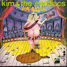 14770 -  KIM & THE CADILLACS - I'M BLUE