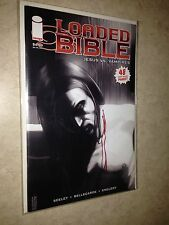 Loaded Bible Jesus vs. Vampires Tim Seeley Nate Bellegarde Mark Englert