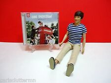"One Direction CD Take Me Home and Louis Tomlinson 12"" Doll Collector Music Boy"