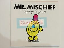 ☀️NEW Mr. Mischief by Roger Hargreaves 2001 Paperback Mr Men & Little Miss Book