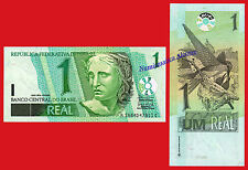 BRASIL BRAZIL 1 Real  2003 SIGN 40 Pick 251  SC / UNC