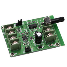 5V-12V DC Brushless Driver Board Controller For Hard Drive Motor 3/4 Wire New