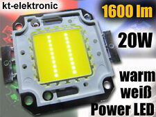 20W Power LED warm weiß 3500K 1600lm