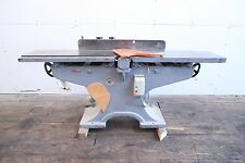 "Rockwell Crescent 12"" x 84"" 4 blade 3hp wood jointer planer NICE VINTAGE MACHINE"