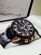 Casio Edifice EFR-540 BKG  chronograph for mens +LIMITED EDITION