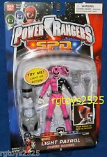 Power Rangers SPD Light Patrol PINK Ranger New 5.5 Inch