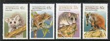 AUSTRALIA MNH 1990 SG1233-36 ANIMALS OF THE HIGH COUNTRY SET OF 4