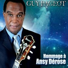 Guy Pageot - Hommage a Ansy Derose [New CD]
