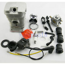 CYLINDER PISTON KIT Fuel Oil Line Filter Ignition coil Carb FOR Stihl 018 MS180