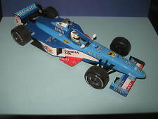 1:18 BENETTON Playlife B198 G. Fisichella 1998 rebuilt Umbau Minichamps TOP