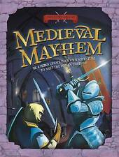Quest Adventure Story Book - HISTORY QUEST: MEDIEVAL MAYHEM - NEW