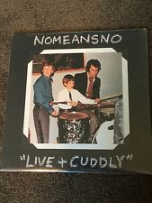 Live & Cuddly by Nomeansno (CD, Dec-1992, Alternative Tentacles)