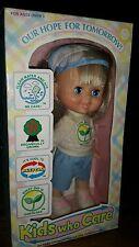 Vintage~Eugene~Kids Who Care Doll~1991
