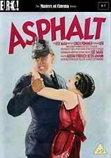 ASPHALT                         - DVD - REGION 2 UK