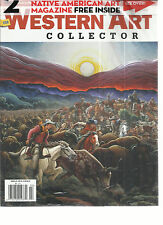 WESTERN ART COLLECTOR,FEBRUARY, 2016(PREVIEWS OF WORK FOR SALE AT UP COMING SHOW