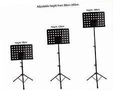 Hapilife New Heavy Duty Orchestral Sheet Music Stand