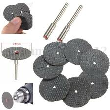 100PCS Corte Craft  Wheel Disc Mandril Accesorios Para TOOLS rotativa Dremel
