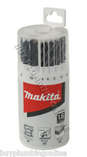 Makita P-23818 Mixed Drill Bit Set 18pc