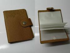 porte carte marron