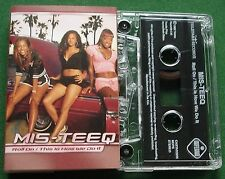 Mis-Teeq Roll On / This is How We Do It Cassette Tape Single - TESTED