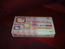 Nintendo Game Boy Pocket - Hello Kitty *Limited Box* Edition