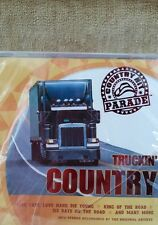 Truckin' Country Hit Parade CD 2005 Merle Haggard Roy Acuff Johnny Cash & More