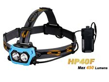 FENIX HP40F FISHING HEADLAMP 450 LUMENS OUTPUT