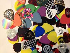 Assorted Guitar Picks 50 Picks of various gauge, style.  Free Shipping