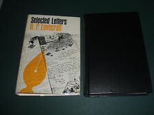 Selected Letters of H.P. Lovecraft 1976 1st edition Arkham house