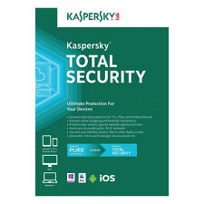 Kaspersky Total Security   Multi-Platform Protection   3 Devices, 90-day License