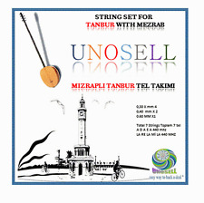STRING SET FOR TURKISH STRING INSTRUMENT TANBUR