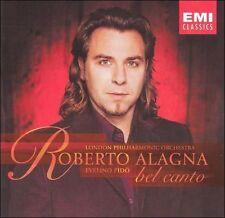 ALAGNA / LONDON PHIL ORCH /...-BEL CANTO RECITAL CD NEW