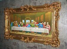 Quadro 12 Apostolo Ultima cena Icone Antico Barocco 207 look 96x57