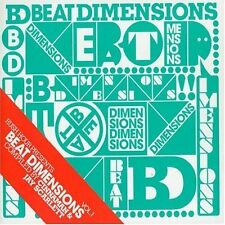 BEAT DIMENSIONS = Dyno/Aardvarck/Spacek/Todd/Flyamsam...= BROKEN BEAT ABSTRACT!!