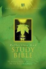 The Reflecting God Study Bible : New International Version (2000, Hardcover)