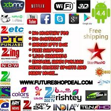 Pro 16G TV Box Indian Punjabi Channels Bollywood Movies Music Cricket IPTV BOX