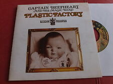 "Captain Beefheart - Plastic Factory / Where There's Woman Sundazed 7"" RE 2012"