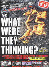 What Were They Thinking? (DVD, 2003) As seen on TV
