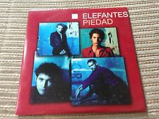 ELEFANTES - PIEDAD CD SINGLE PROMOCIONAL BUNBURY HISPAVOX 2001
