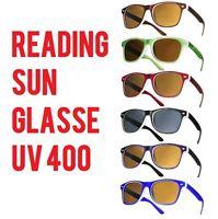 Sun Readers Reading Glasses Sunglasses UV400 Designer Spring Geek