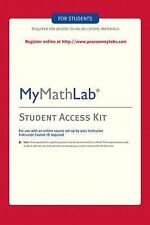 MyMathLab Student Access Code  !! Read Before Buying !!