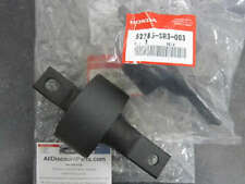 GENUINE HONDA REAR TRAILING ARM BUSHINGS OEM 52385-SR3-003 (Set of Two)