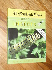 THE NEW YORK TIMES BOOK OF INSECTS , NEW