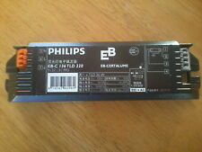 Brand New Philips EB-C 136 TLD 220v  36W Electronic Ballast