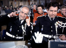 PHOTO LE GENDARME A NEW-YORK - LOUIS DE FUNES ET  MICHEL GALABRU - 11X15 CM #25