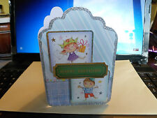 Handmade Childs Birthday card with blank insert